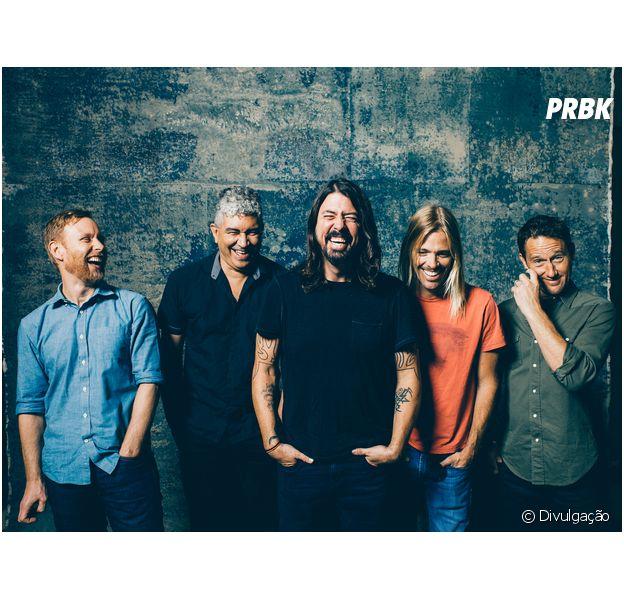 Banda Foo Fighters libera o seu oitavo álbum em estúdio para o público!