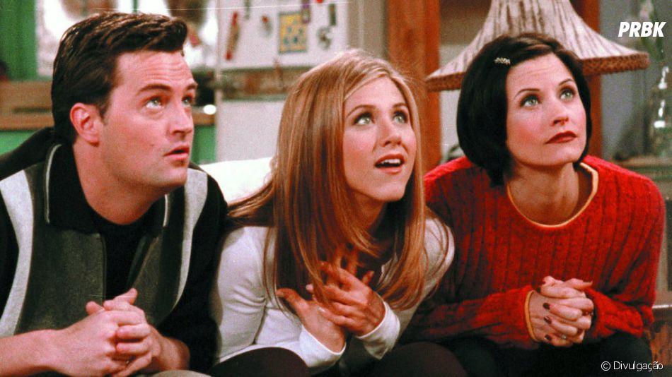 """Criadores de """"Friends"""" se arrependeram por algumas coisinhas na história"""