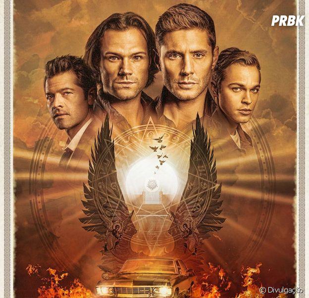 """Sinopse da temporada final de """"Supernatural"""" mostra que início do fim começou para os Winchester"""