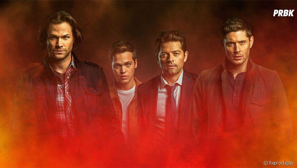 """""""Supernatural"""", 15ª temporada: irmãos Winchester terão que enfrentar todos os demônios sozinhos"""