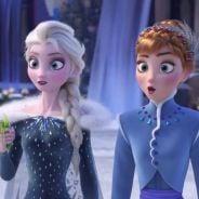 """Elsa e Anna relembram passado e lutam para salvar o reino no trailer de """"Frozen 2""""!"""