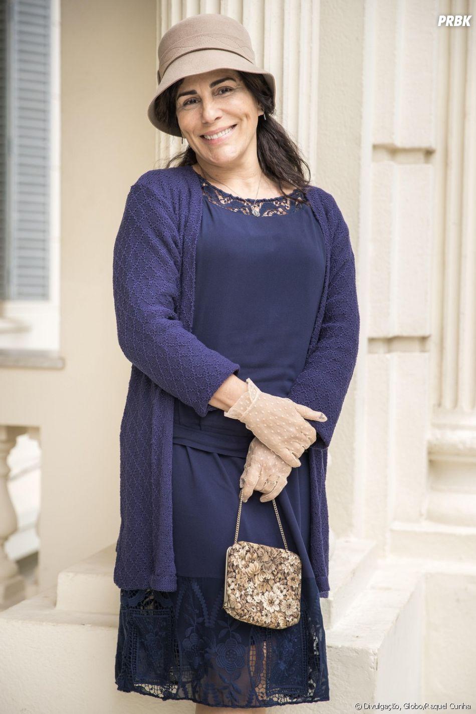 """""""Éramos Seis"""": Glória Pires interpreta Lola, a matriarca da família"""