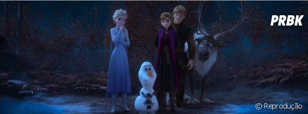 """""""Frozen 2"""": história gira em torno dos poderes da Elsa"""