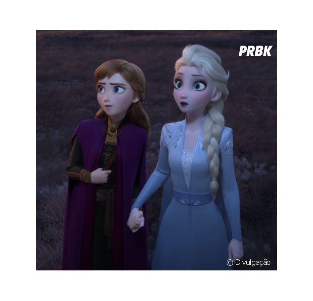 """""""Frozen 2"""": veja cinco detalhes sobre o novo trailer da franquia!"""