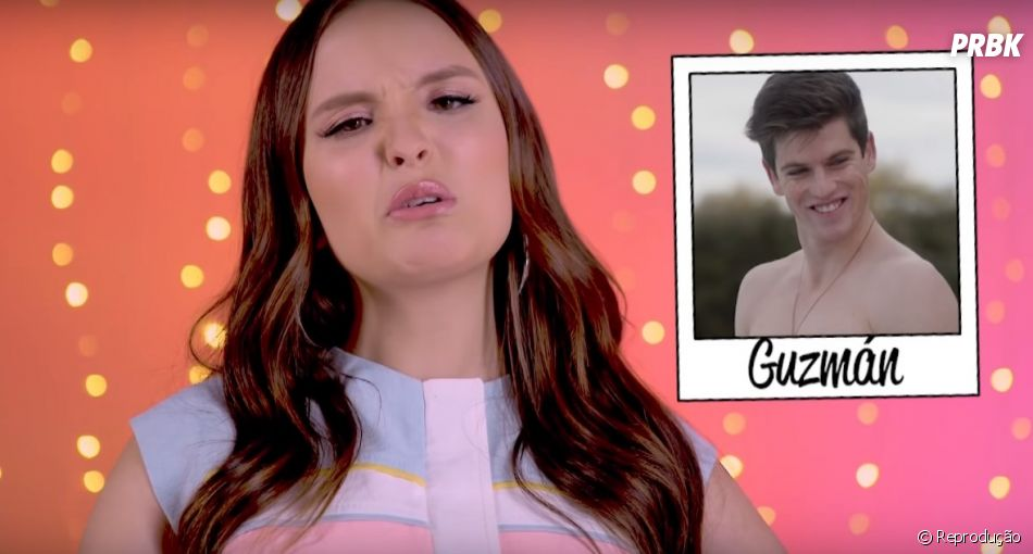 Trailer, episódio ou temporada? Larissa Manoela revela com quais crushes da Netflix assistiria um dos três