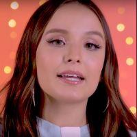 Larissa Manoela escolhe crushes da Netflix para assistir um trailer, episódio ou temporada