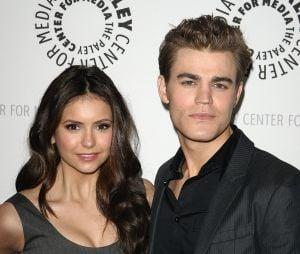 """Recentemente, Nina Dobrev revelou que não gostava muito do Paul Wesley no início de """"The Vampire Diaries"""""""