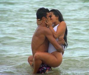 """""""De Férias com o Ex Brasil: Celebs"""": Sté e Bruno se pegaram durante o passeio"""