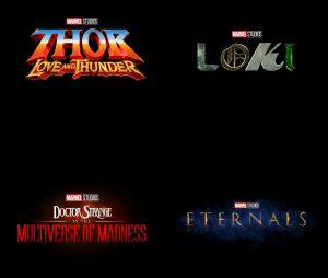 Muitas séries do MCU vão estrear no Disney+