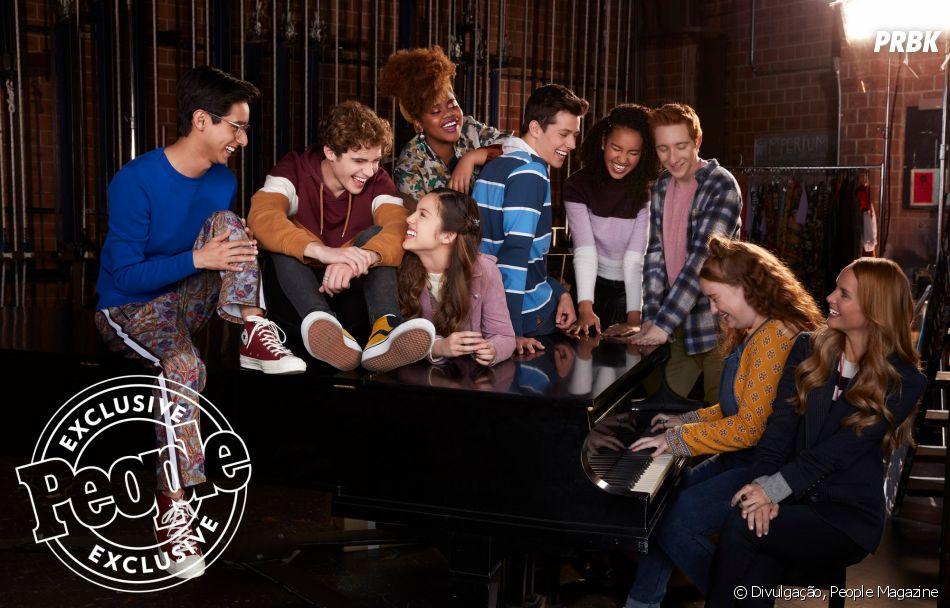 """A série do """"High School Musical"""" também vai estrear no Disney+"""