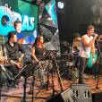 """Recentemente, Jonatas Faro foi uma das atrações do programa """"Altas Horas"""""""