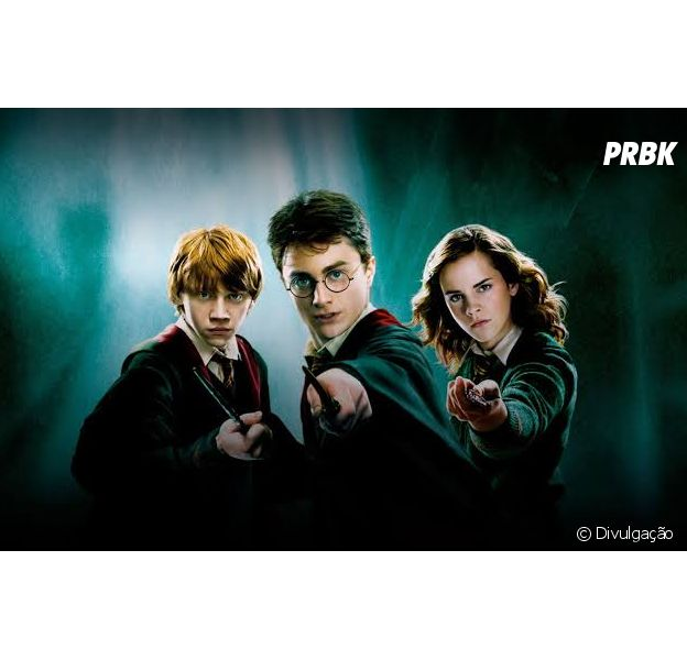 """""""Harry Potter"""" entrou na Netflix - só alguns filmes! - e os fãs estão animados"""