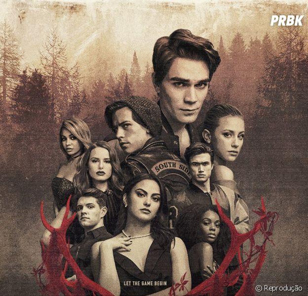"A The CW confirmou que ""Riverdale"" foi renovada para a 5ª temporada"