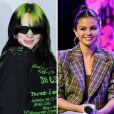"""Billie Eilish se inspirou na música tema de """"Os Feiticeiros de Waverly Place"""", que Selena Gomez canta, para produzir """"bad guy"""""""