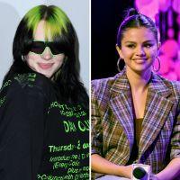 """Selena Gomez é a """"inspiração"""" para """"bad guy"""", da Billie Eilish, e a gente explica o porquê"""
