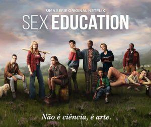 """Gillian Anderson quase não participou de """"Sex Education"""" por não acreditar na série"""