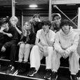 O BTS se encontrou com a Ariana Grande nos ensaios para o Grammy 2020