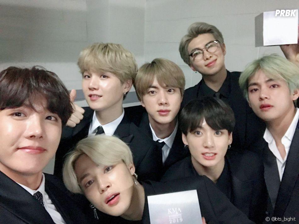 BTS fez muitas conquistas em 2019
