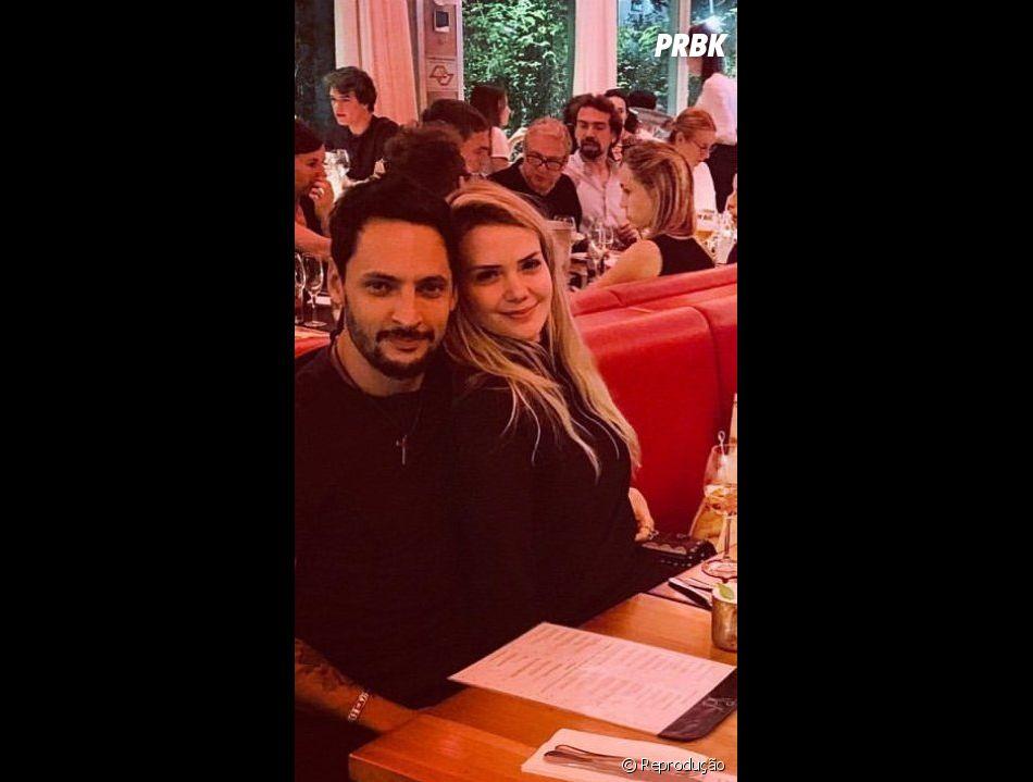 """""""BBB20"""": Marcela e Adriano namoraram por cerca de 10 meses"""