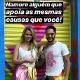 """""""BBB20"""": Marcela já admitiu no reality que ainda gosta de Adriano"""