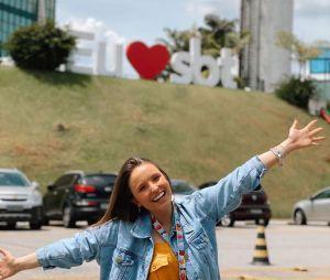 Larissa Manoela não está mais no SBT e assina contrato com a Globo