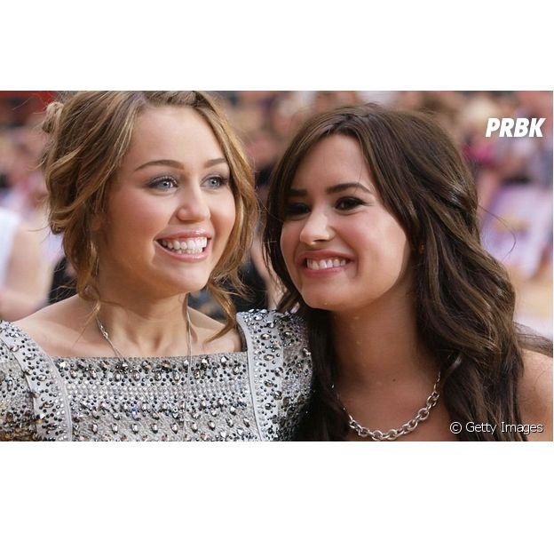 Demi Lovato comenta fim de amizade com Miley Cyrus