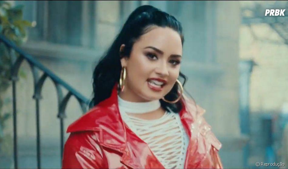"Demi Lovato lança clipe de ""I Love Me"", nesta sexta (6)! Assista"