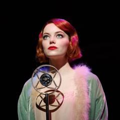Emma Stone arrasa em seu primeiro espetáculo da Broadway. Veja fotos!