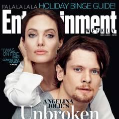 Angelina Jolie e Jack O'Connell aparecem incríveis em capa de revista