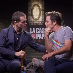 """Atores de """"La Casa de Papel"""" comentam beijo entre Palermo e Berlim na 4ª temporada [Exclusivo]"""