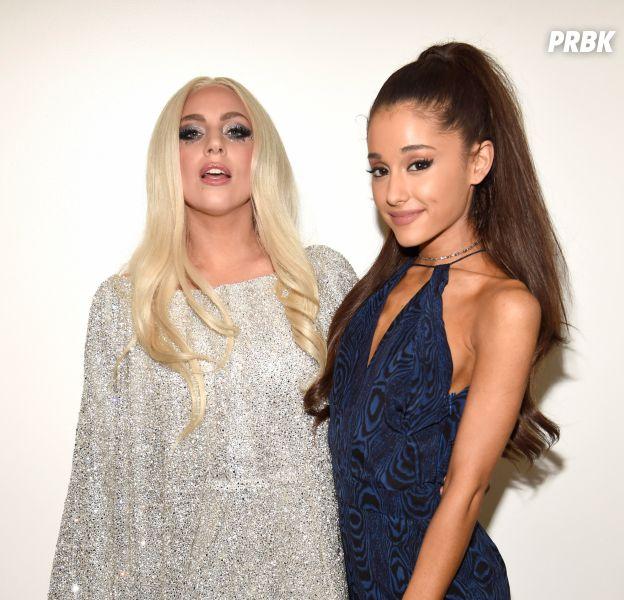 Produtor confirma parceria entre Ariana Grande e Lady Gaga