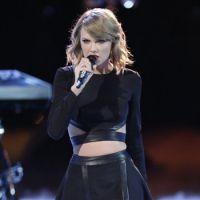 "Taylor Swift canta ""Blank Space"" e coloca fogo no palco do ""The Voice US"""