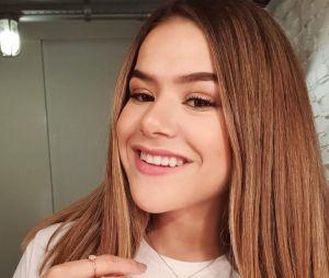Maisa responde críticas ao seu cabelo natural no Twitter