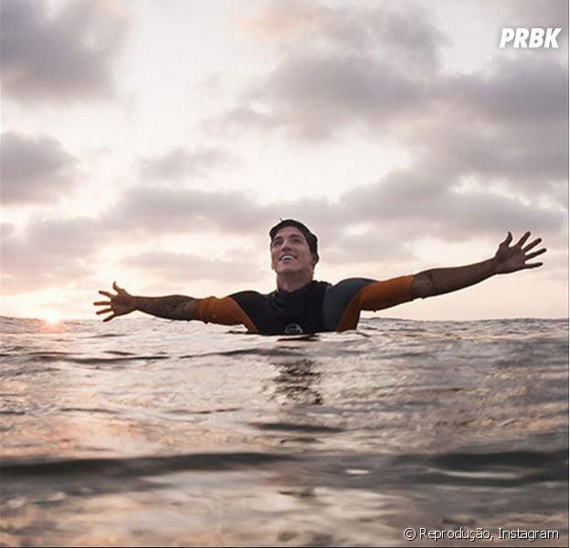 Em dezembro, o surfista Gabriel Medina pode se tornar o primeiro brasileiro a ser consagrado o melhor do mundo no surf