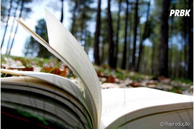 Ler é uma ótima alternativa para fugir da internet