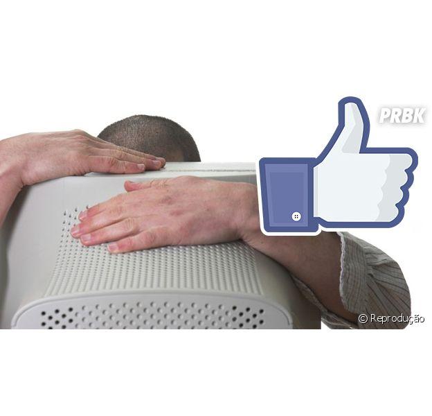 Largue o Facebook e descubra novas formas de lazer!