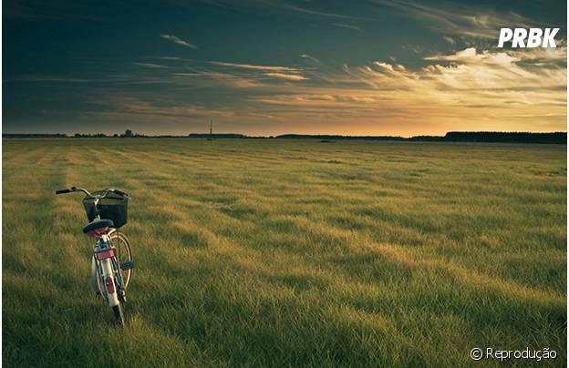 Ande de bicicleta e seja mais feliz