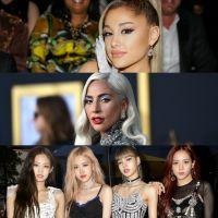 Fim dos rumores! Novo álbum de Lady Gaga contém feats. com Ariana Grande e BLACKPINK