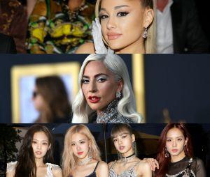 """Site libera tracklist do """"Chromatica"""", novo álbum de Lady Gaga, contendo feats. com Ariana Grande e BLACKPINK"""