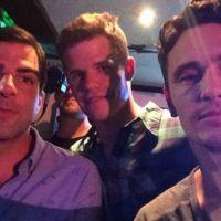 """Ator de """"Teen Wolf"""", James Franco e Zachary Quinto protagonizam cena de sexo em filme!"""