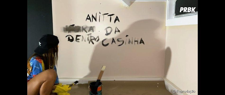 Anitta estreia programa no Multishow para entreter fãs na quarentena
