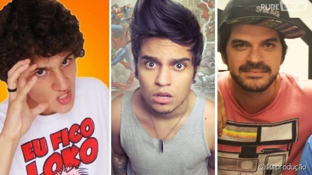 Conheça 5 Youtubers que fazem a gente morrir de rir