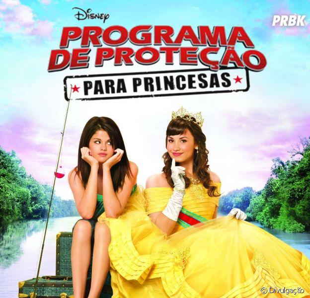 """""""Programa de Proteção Para Princesas"""": você é mais Rosalinda (Demi Lovato) ou Carter (Selena Gomez)? Faça o teste e descubra"""