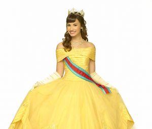 """Em """"Programa de Proteção para Princesas"""", você se acha parecida com a Rosalinda (Demi Lovato)?"""