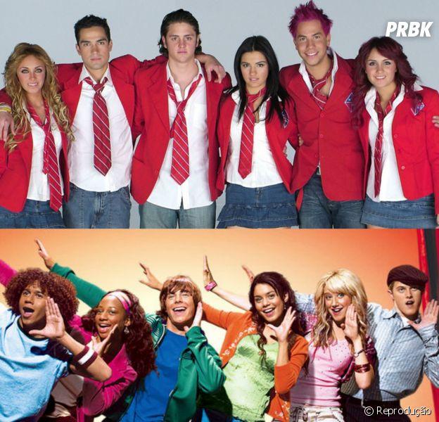 """Você é mais """"Rebelde' ou """"High School Musical""""? Faça o nosso quiz e descubra"""