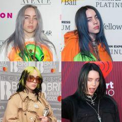Quiz: descubra qual cabelo da Billie Eilish mais combina com você!