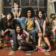 """""""As Five"""", spin-off de """"Malhação - Viva a Diferença"""", estrá disponível no Globoplay no dia 12 de novembro"""