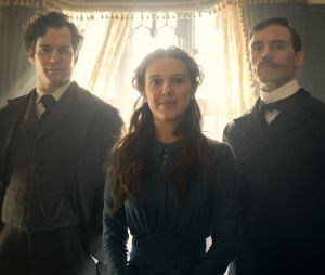 """Enola Holmes"" traz Millie Bobby Brown como Enola, Henry Cavill como Sherlock e Sam Claflin como Mycroft"
