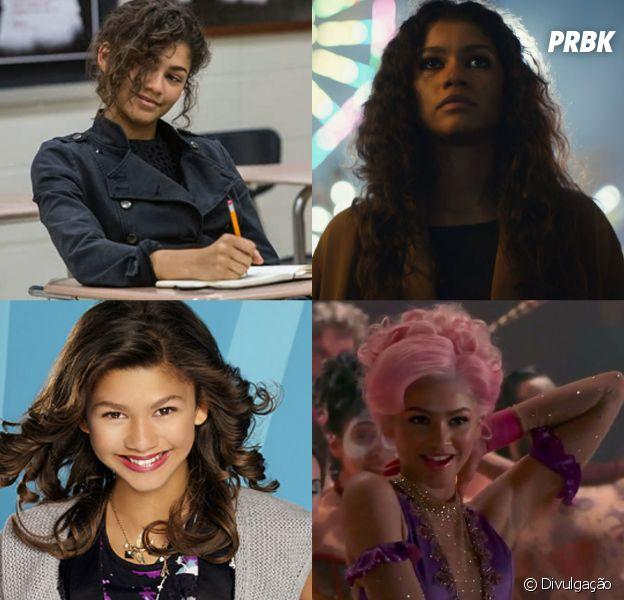 Quiz: qual personagem da Zendaya mais combina com você?