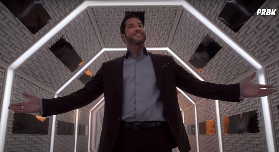 """""""Lucifer"""": você viu esta ligação com """"Jane the Virgin"""" na primeira parte da 5ª temporada"""